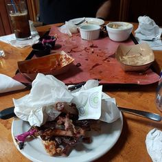 From @jonnystevenshfx  Hands down the best BBQ I've had in Halifax and pretty close to the best I've had in Austin or Birmingham. Asado at Bearlys. Get some.