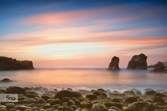 what an end.. This is shot near garrapata big sur ca..I started this long exposure just after the sunset to catch all the colors...Apart from the basic exif details I had 1.8 ND and .9 GND from hyda. That kind of gave me to go for around 280 seconds..