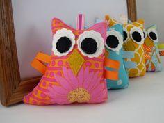 Owl Rattle by Little Sidekick. Artists Like, Zig Zag, Owl, Throw Pillows, Design, Toss Pillows, Cushions, Owls