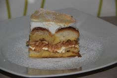 Tiramisu, French Toast, Sandwiches, Food And Drink, Pie, Cooking, Breakfast, Ethnic Recipes, Desserts