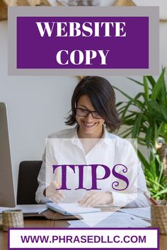 Need help learning how to write website copy tips. Use this writing checklist and examples as a cheat sheet to create excellent website copy. #websitecopy #websitecopytips #howtowritewebsitecopy Start Writing, Writing Tips, Writing Checklist, Creating A Portfolio, Complex Sentences, Job Security, Blog Topics, Find A Job, Copywriting