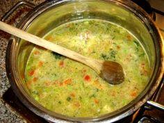 מרק ירקות חלי ממן