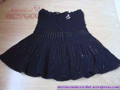 Otra prenda multiuso…genial!!! | Mi Rincon de Crochet