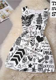 Bildergebnis für harry styles tattoo kleid