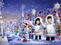 Google Image Result for http://www.flashcoo.com/holiday/Hong_Kong_Disneyland_Christmas_Fantasy/images/%255BWallcoo%255D_it_is_a_small_world_christmas_in_Hong_Kong_Disneyland.jpg