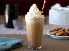 Top Secret Recipes | Dunkin' Donuts Coffee Coolatta Copycat Recipe