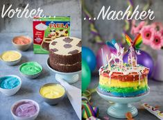 Kindergeburtstagstorte in 30 Minuten fertig - All You Need To Know About Baby Shower Easter Cupcakes, Baby Shower Cupcakes, Fun Cupcakes, Birthday Cupcakes, Cupcake Cakes, Gluten Free Cupcake Recipe, Cupcake Recipes, Dessert Recipes, Desserts