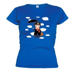 Camiseta Kokeshi Mary Poppins Mary Poppins Halloween Costume, Halloween Costumes, T Shirt And Jeans, Music Tv, Website, Film, Books, Mens Tops, Shirts