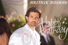 Happy Birthday Hrithik Roshan!