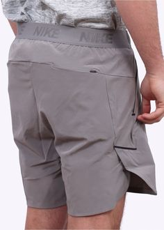 Buy NikeLab Essentials Training Shorts - Grey by Nike Apparel from our Triads Mens range - Black, Logo - @ Triads Redesign Nike Outfits, Sport Outfits, Cool Outfits, Lounge Underwear, Outdoor Fashion, Athleisure, Outdoor Wear, Mens Activewear, Golf Outfit