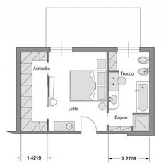Master Bedroom Plans, Master Bedroom Layout, Bedroom Closet Design, Bedroom Floor Plans, Master Room, Modern Bedroom Design, Bedroom Layouts, Bathroom Layout, House Layouts