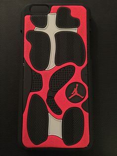 "Air Jordan Retro 13 ""Reflective Silver"" Phone Case"