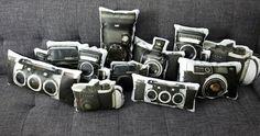 Camera pillows