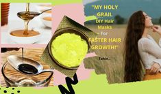 DIY Hair Masks for Hair Growth | My Exquisite Body And Hair
