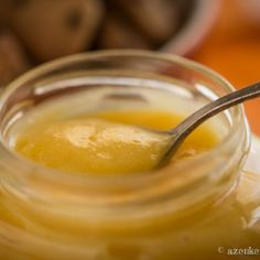 Lemon curd , az angol citromkrém