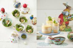 styling ideas : dietlind wolf   photo : julia hoersch   food : diane dittmer   in print : living at home 4/12