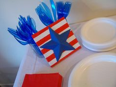 365 DAYS OF PINTEREST CREATIONS: fourth of july ... new zealand style!