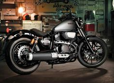 Yamaha XV950R Bolt: This is a beautiful bike. Want!