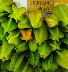 Carambola (Star Fruit) #Penang #Malaysia