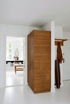 Design for Living Home Decor Hooks, Room Decor, White Wood Floors, Living Room Wood Floor, Interior Decorating, Interior Design, Design Art, Scandinavian Interior, Furniture Inspiration