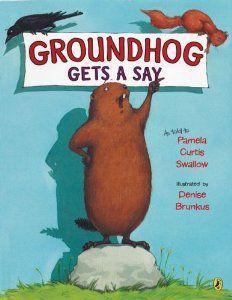 Groundhog Day Kids Yoga...This looks like great fun