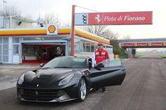 #Kimi #Raikkonen #KimiRaikkonen #iceman #ferrari #italy #fiorano