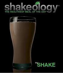 Shakeology Chocolate Shake