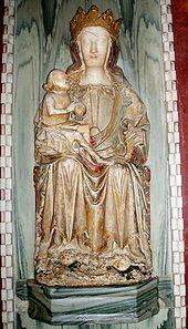 Nuestra Señora de Westminster , Madonna y niño, la catedral de Westminster