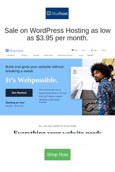 Best deals and coupons for Bluehost Affiliate Marketing, Online Marketing, Marketing Software, Marketing Tools, Site Hosting, Hosting Website, Cheap Hosting, Cv Simple, Open Source Programs