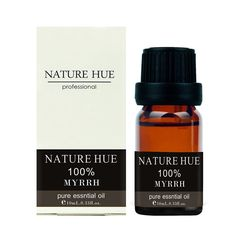 Nature Hue - Myrrh Essential Oil 10 ml, 100% Pure Therapeutic Grade, Undiluted ** Discover this special product, click the image : lemon essential oil