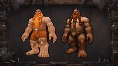 New Dwarf Models