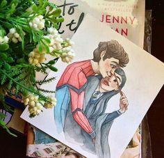 Remember this?? PETER AND LARA JEAN