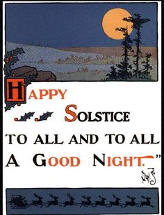 Image result for good night solstice