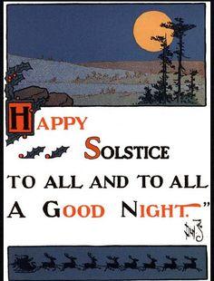 meirelle:    Happy Solstice!
