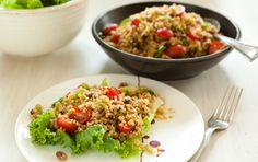 Tomato Basil and Millet Salad | WholeFoodsMarket.com