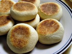 English Muffin Recipe - yes, please!