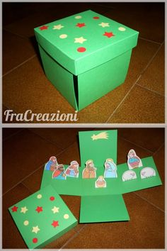 Christmas Activities, Christmas Crafts For Kids, Xmas Crafts, Christmas Projects, Christmas Diy, Paper Crafts, Nativity Crafts, Christmas Nativity, Christmas Ornaments