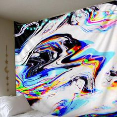 – Page 5 – Trippy Tapestry Marble Tapestry, Space Tapestry, Trippy Tapestry, Cute Bedroom Ideas, Abstract, Dorm, Artwork, Shop Sale, Painting