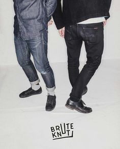 Brute Knut is THE perfect Anti-Fit! Have you tried it yet? It may just be your new favourite fit we're open 10-6pm today!#bruteknut #nudiejeans #nudie #organic #antifit by Zurvita Zeal Wellness