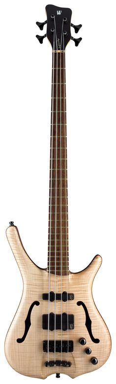 Warwick Infinity Flamed Maple 4 - ANOTHER in the 'I've never owned one, but I'd quite like to' category....K