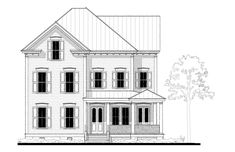 05375 Live Work House Plan Design from Allison Ramsey Architects Three Floor, Second Floor, Commercial Building Plans, Investment House, House Plans, Floor Plans, The Unit, How To Plan, Design