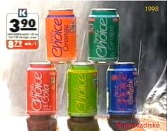 1990-luvun limonadeja