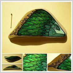 Iba mŕtve ryby plávajú s prúdom by Sjuzn.gallery - SAShE.sk - Handmade Dekorácie