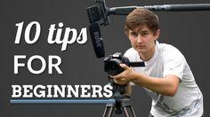 50 More Tips for Filmmakers: https://www.youtube.com/watch?v=7wlF3... FULL ARTICLE: http://dslrguide.tv/tips-for-beginners/ USEFUL LINKS: https://www.youtube...
