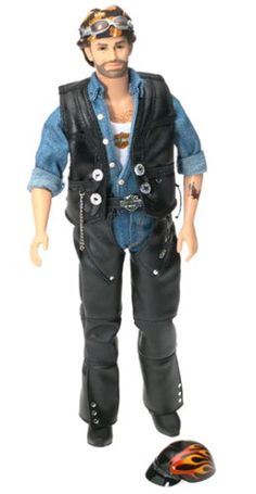 Harley Davidson Barbie Collectible Ken Doll #2 « Game Searches