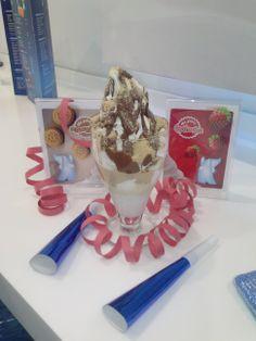 Party frozen yogury #instagood #frozen yogurt