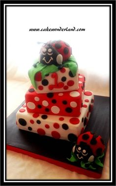 Ladybug cake i want to make this