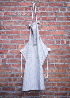 United Bamboo Rope Limited Edition Utility Apron $45
