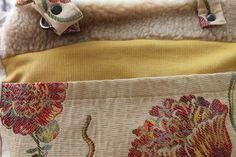 Bolso con corderito y corderoy Burlap, Reusable Tote Bags, Lamb, Hessian Fabric, Jute, Canvas