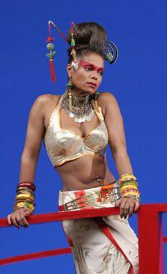 Pix: Janet Jackson – Call Me Video Shoot | The Rap Up